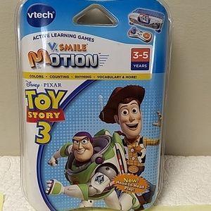 Vtech v.smile motion toy story 3